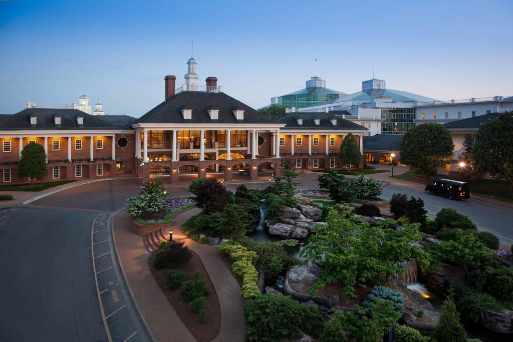 Gaylord Opryland Resort & Convention Center exterior