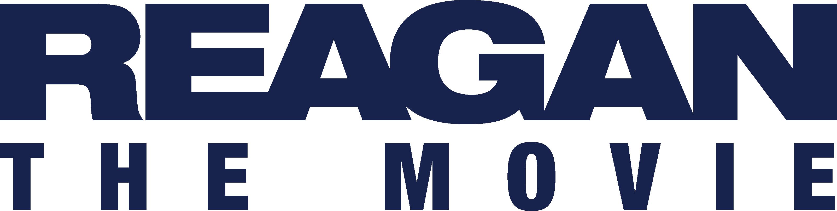 MJM20001 Reagan The Movie Logo