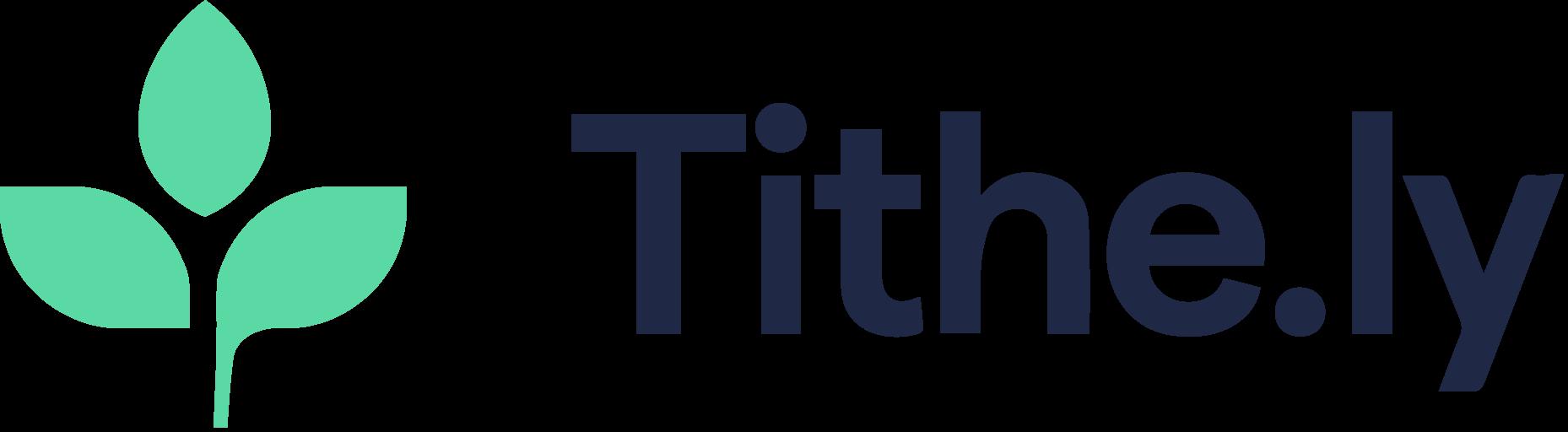 Tithely-Logomark-Color-Dark